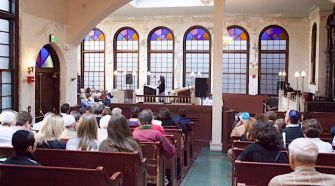 A New Community? Fundraising has increased since the first Descendants' Day in 2013, and the Vilna Shul hopes to complete renovations by 2019.