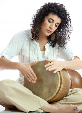 Work Hard, Play Hard: Anthropologist Galeet Dardashti studies music, then plays it.