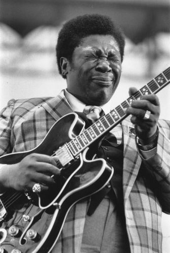 Native Son: B.B. King was born and raised in Indianola.