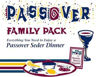 Seder Switch: Critics say this Passover kit may look Jewish, but it?s a Christian missionary manual in disguise.