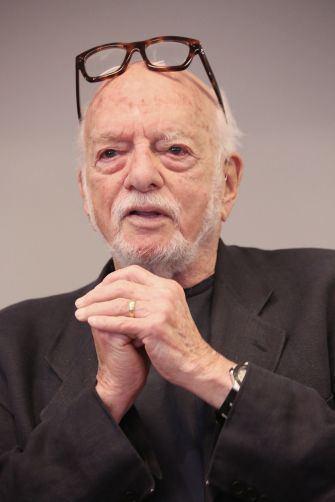 """Harold Prince, both the subject and director of """"Prince of Broadway."""""""