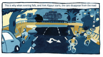 A culture clash on Yom Kippur
