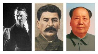 Can it Get Any Worse? In March, VICE magazine compiled a chart to determine the most 'Hitler-ish' person.