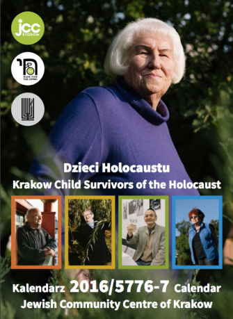 New calendar features photos of Holocaust survivors.