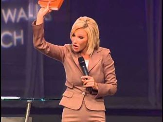 Televangelist Paula White, spiritual advisor to President Trump, encourages her Christian followers to observe Passover.