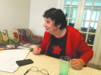Chasing Memory: Survivor Inge Auerbacher spent decades tracking down a relic of her past.