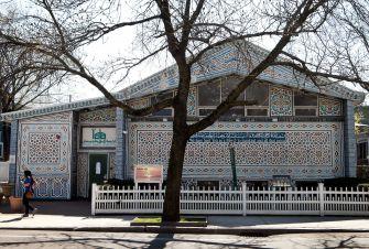 The Islamic Society of Boston .