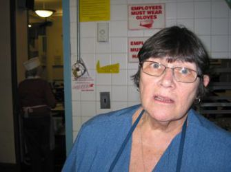 NunSense: Sister Lillian McNamara, Encore?s co-founder and director of its senior center, was angry when she saw the meals. ?I told our seniors, I don?t want this garbage to be fed to you.?