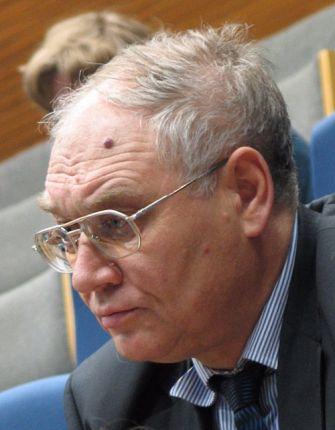 Lev Gudkov, pictured in 2008.
