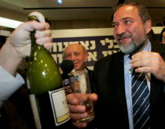 Touchy Topic: The ascension of Avigdor Lieberman and his right-wing Yisrael Beiteinu party has put American Jewish leaders in a quandary.
