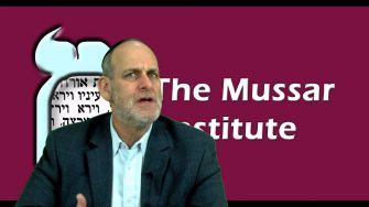 Alan Morinis of the Mussar Institute is one of the main figures behind the 21st revival of Mussar.
