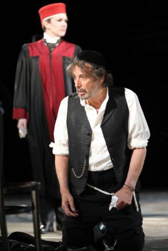 In The Shy Business: Al Pacino as Shakespeare?s great Jewish villain.