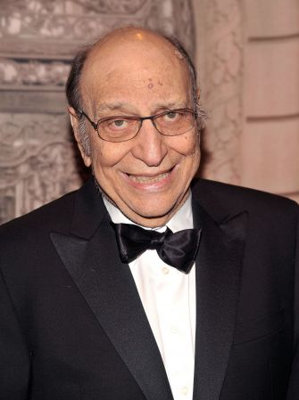 Milton Glaser attends the 2010 National Design Awards Gala.