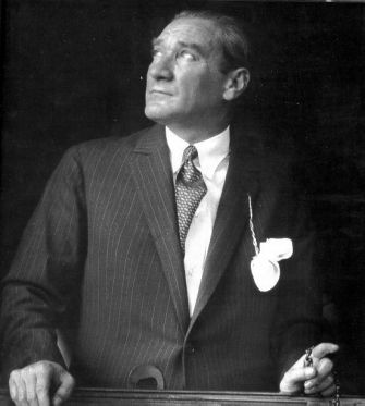 Mustafa Kemal Ataturk, founder of the modern Turkish Republic, established a hyper-nationalist, Muslim-linked version of Turkish identity in which the Dönme were pressured to assimilate.