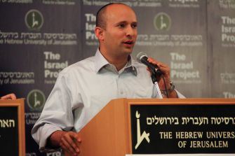 Minister: Critics of the advisory committee have speculated that its efforts might reflect the right-wing politics of the minister of Diaspora Affairs, Naftali Bennett.
