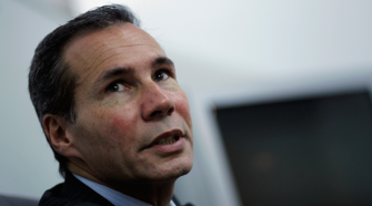 Connected:Nisman was known for his close ties Argentina's intelligence services.