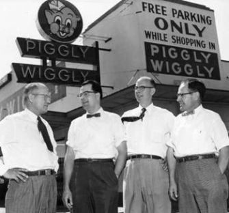 An Inspiration To The World: Piggly Wiggly executives had a surprisingly important though indirect influence on Israeli supermarket culture.