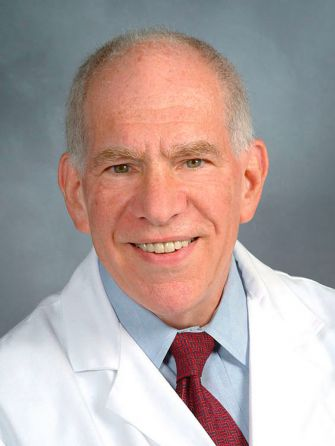 Dr. Ronald Crystal, chair of Genetic Medicine at Weill Cornell Medicine