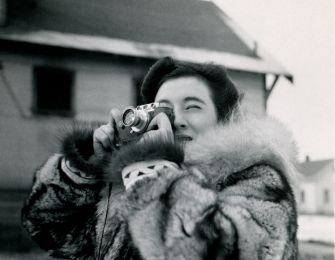 Abroad: Ruth Gruber and Leica, 1941.