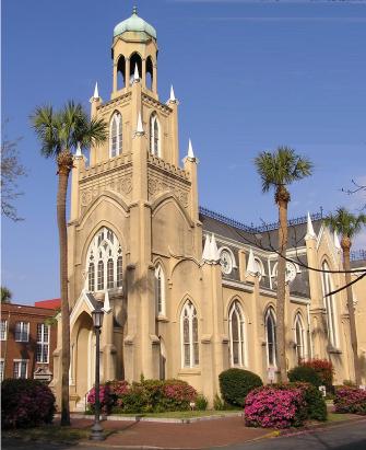 Congregation Mickve Israel, Savannah