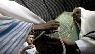 'Left Behind': 'Falashmura' pray in Gondar, Ethiopia.