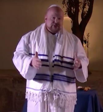 """Jonathan Bernis, president of Jewish Voice Ministries, recently returned from a """"fact-finding"""" mission among the Igbo of Nigeria."""