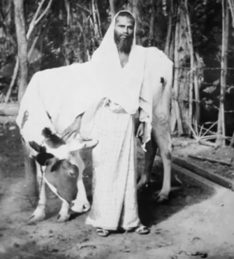 Guru: Bawa emerged from the jungles of Sri Lanka in the 1940s and attracted a diverse following, even before arriving in America, of Christians, Muslims, Hindus and Buddhists.