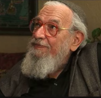 """Rabbi Zalman Schachter-Shalomi, the founder of the Jewish Renewal movement, also co-founded a """"Sufi-Hasidic order"""" before his death."""