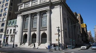 Shearith Israel: The Spanish and Portuguese synagogue in Manhattan, founded in 1654.
