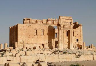 Temple of Bel pre-destruction