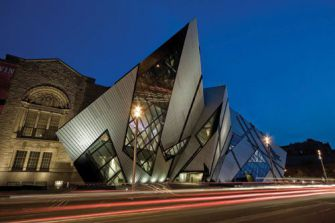 The Royal Ontario Museum (click for larger view)