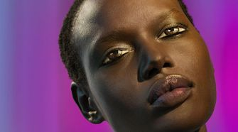 Here's Looking at You: 'How We See (Ajak/Violet)' from Laurie Simmons's exhibit at the Jewish Museum.