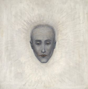 Florine Stettheimer's portrait of Marcel Duchamp