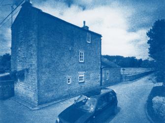Present Meets Past: Photographer Uri Gershuni converts Google Street View images using 19th century techniques.