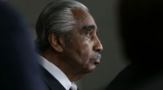 Charlie Rangel (D-N.Y.) has been known as a strong supporter of Israel.