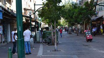 Many of Israel's estimated 47,000 African asylum seekers live in Tel Aviv's Neve Sha'anan neighborhood.