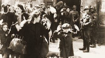 Smuggling Survival: Children were smuggled out of the Warsaw ghetto.