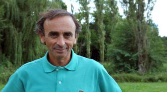 Rose-Colored Glasses: Zemmour has been accused of trying to rehabilitate a tortured moment in France's past.