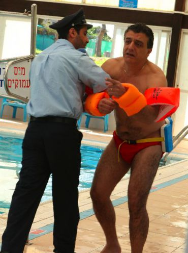 A scene from ?Arab Labor,? Season 2.