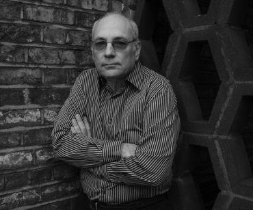 Charles Bernstein by Jemimah Kuhfeld