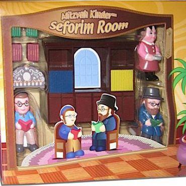 Mitzvah Kinder dolls