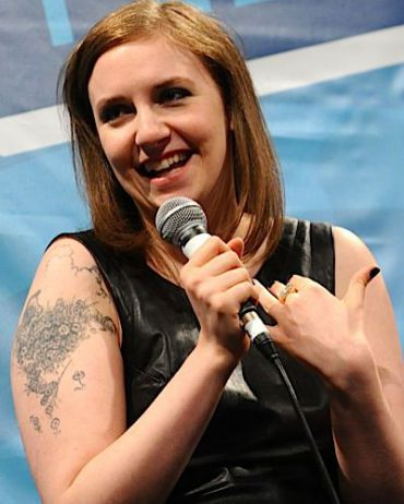 ?Girls? star Lena Dunham