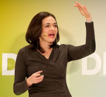 Facebook?s Sheryl Sandberg