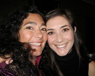 Sharon Ufberg and Alexis Sclamberg