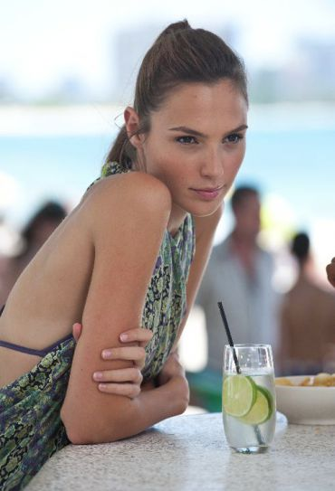 Chatting with fast five star gal gadot the forward chatting with fast five star gal gadot voltagebd Images