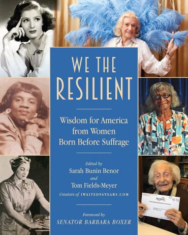 """""""We The Resilient"""" cover image"""