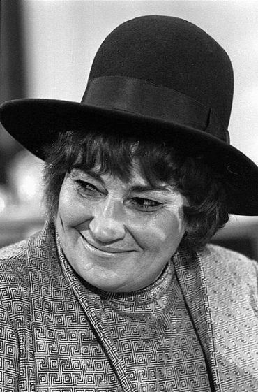 Rep. Bella Abzug, the woman behind ?Women?s Equality Day. (click to enlarge)