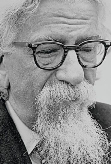 Abraham Joshua Heschel, whose works inspired 24/6.