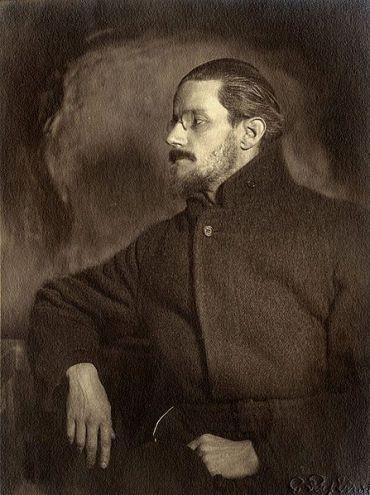 James Joyce in Zurich, c. 1918.
