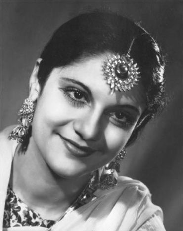 Jewish Bollywood star Pramila